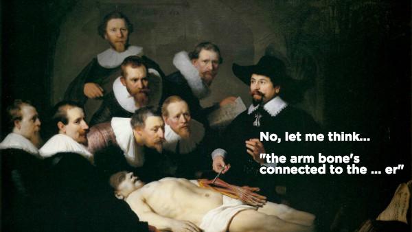 Autposy Rembrant