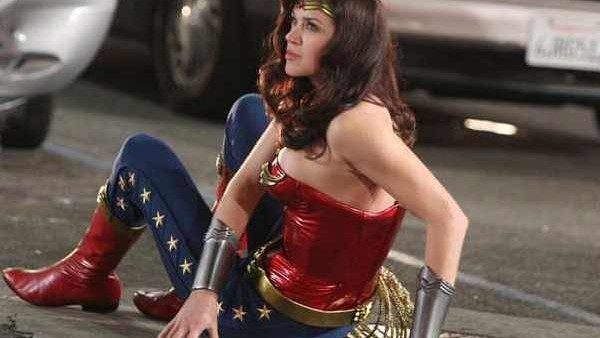 Wonder Woman TV Pilot 2011