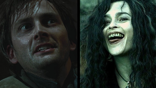 Harry Potter David Tennant Helena Bonham Carter