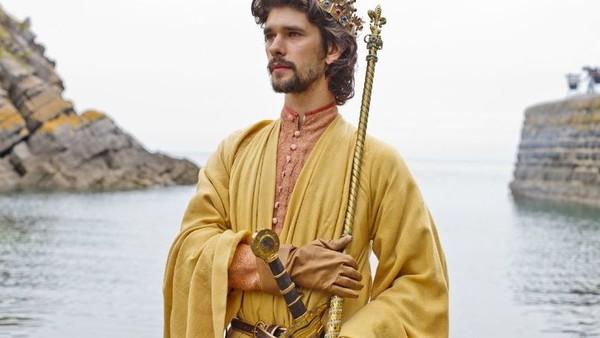 The Hollow Crown Richard II Ben Whishaw