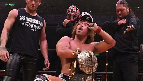 Tetsuya Naito Champ