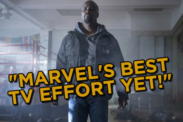 Marvel's Luke Cage Reviews: 10 Early Reactions You Need To Know