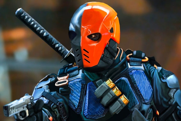 Deathstroke The CW