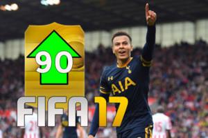 Dele Alli FIFA 17 Wonderkids
