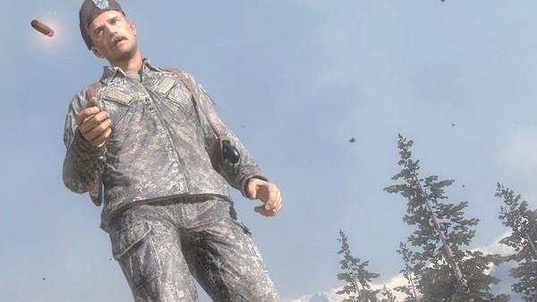 Call Of Duty Modern Warfare 2 Shepherd