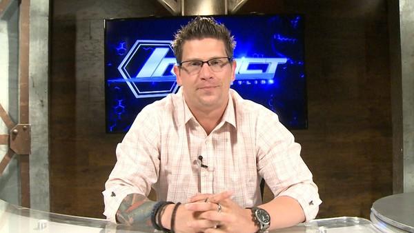 Josh Matthews TNA