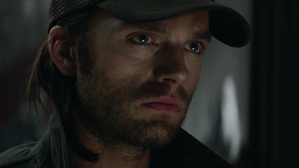 Captain America The Winter Soldier Bucky Sebastian Stan