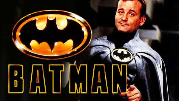 Bill Murray Batman