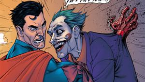 Injustice Superman Joker