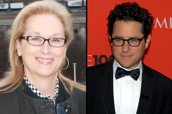 Meryl Streep is starring in a new JJ Abrams miniseries