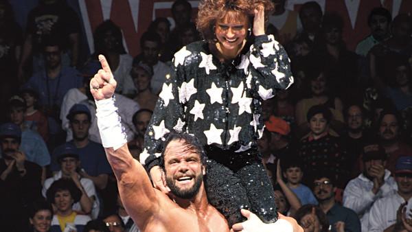 Randy Savage Miss Elizabeth WrestleMania VII