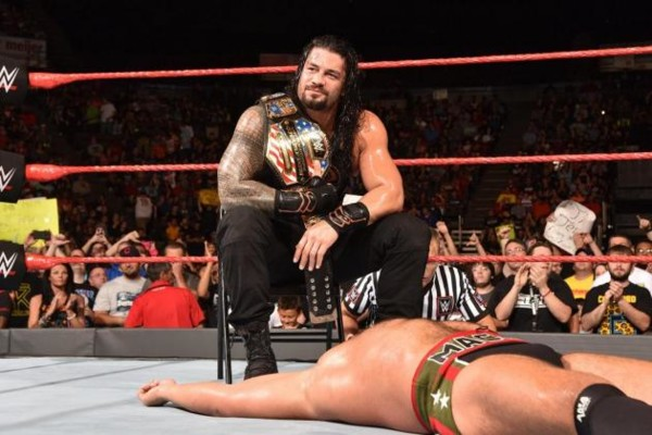 Two Title Matches Announced For Next Week's RAW