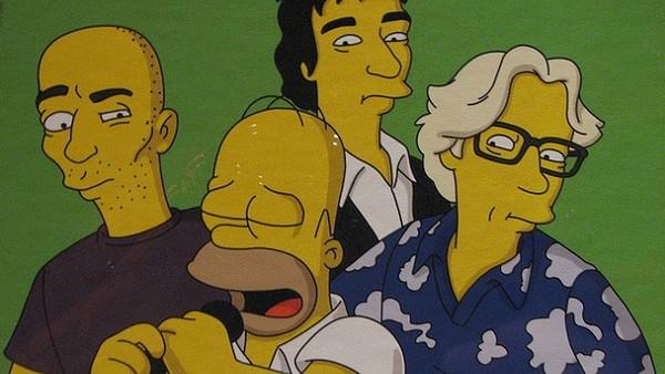 Simpsons REM
