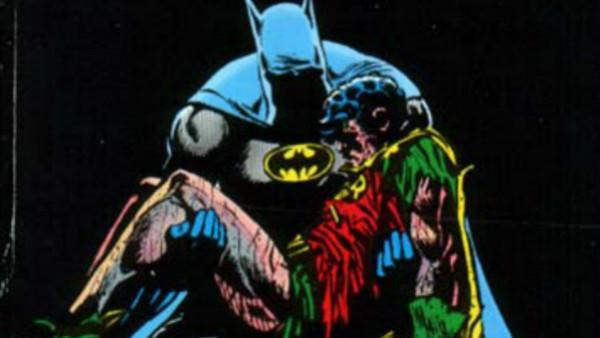 Batman Jason Todd Death