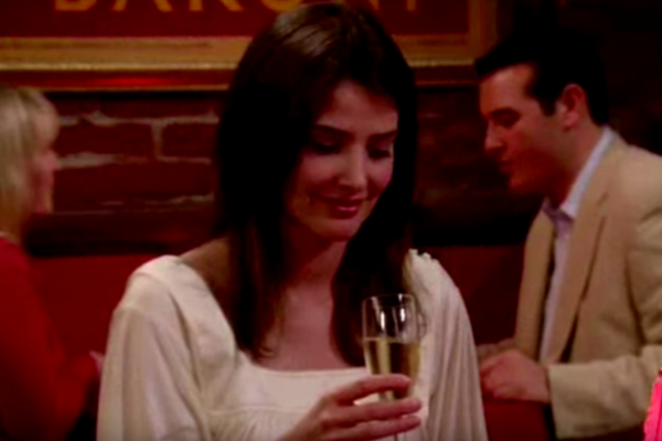 How I Met Your Mother Robin Engagement