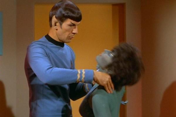 Vulcan Nerve Pinch Spock