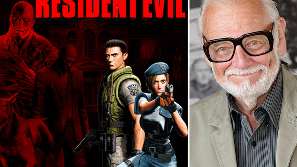 Resident Evil george a romero movie
