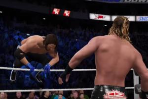 Ziggler AJ Styles WWE 2K17