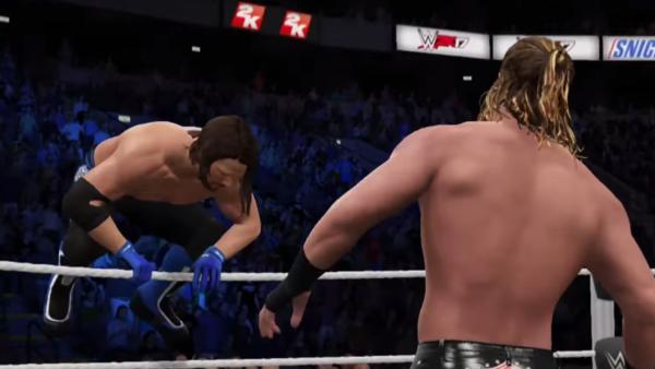 9276108fe WWE 2K17 Finishers Video Released