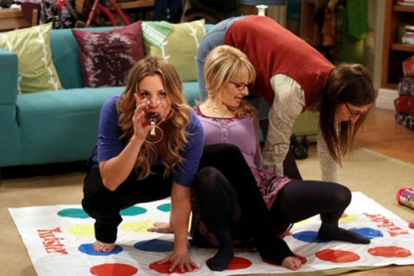 Big Bang Theory Penny Amy Bernadette