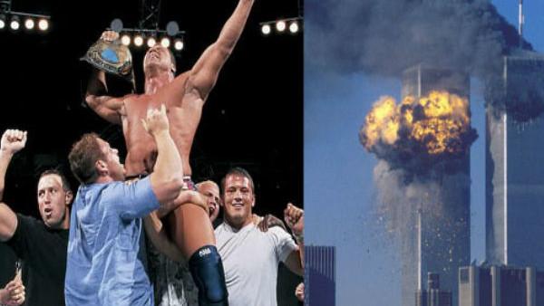 Kurt Angle 911