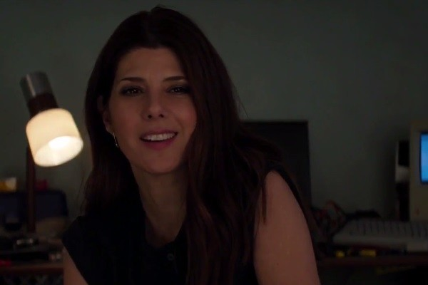 Captain America Civil War Aunt May Marisa Tomei