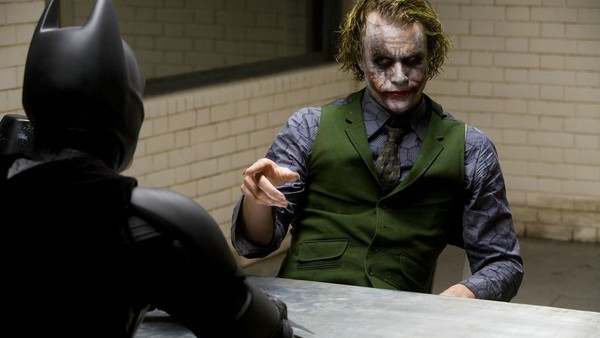 The Dark Knight The Joker Batman Heath Ledger