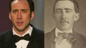 Nicolas Cage Time