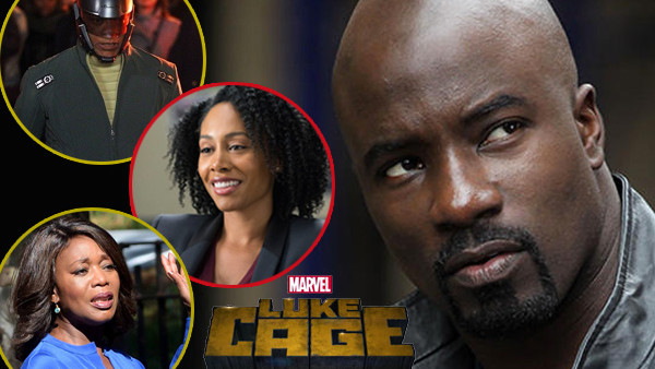 Luke Cage Characters