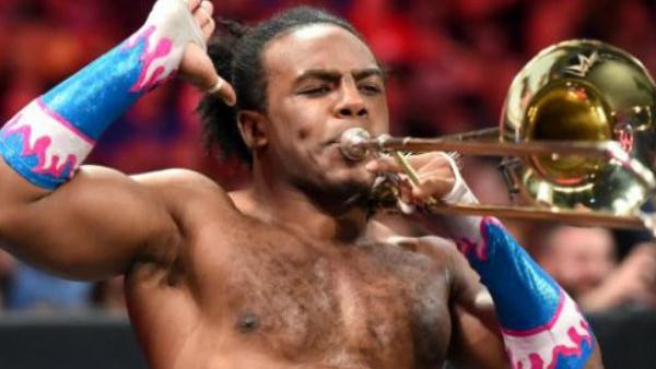 Xavier Woods Trombone