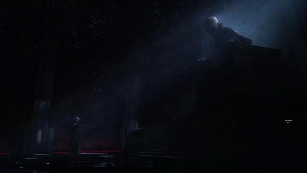 Star Wars The Force Awakens Snoke Kylo Ren