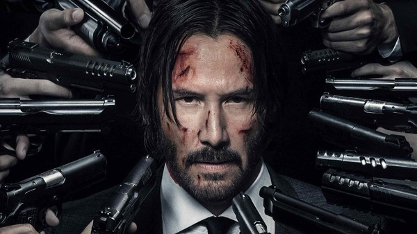 John Wick Chapter Two Keanu Reeves