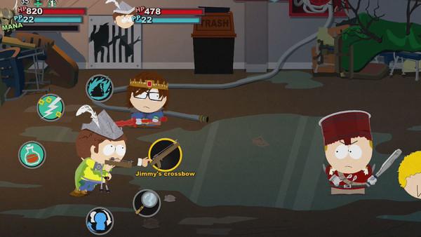 South Park The Stick of Truth E3 2012 Trailer