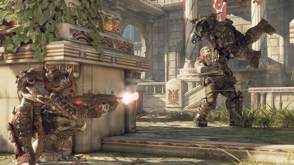 Gears of war 3 Fenix Rising