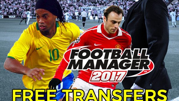 Football Manager 2017 Free Transfers