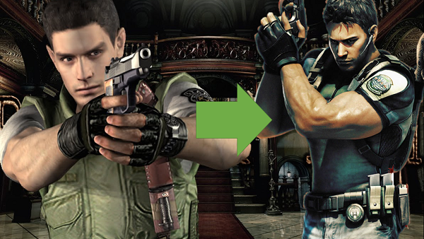 10 Disastrous Redesigns That Ruined Iconic Video Game Characters