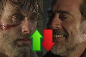 The Walking Dead Season 7 Premiere Ups Downs