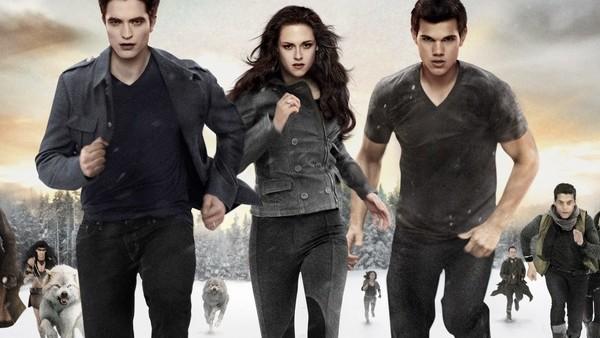Twilight Breaking Dawn Part 2 Robert Pattinson Kristen Stewart Taylor Lautner