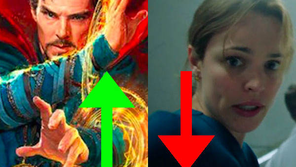 Doctor Strange Ups And Downs