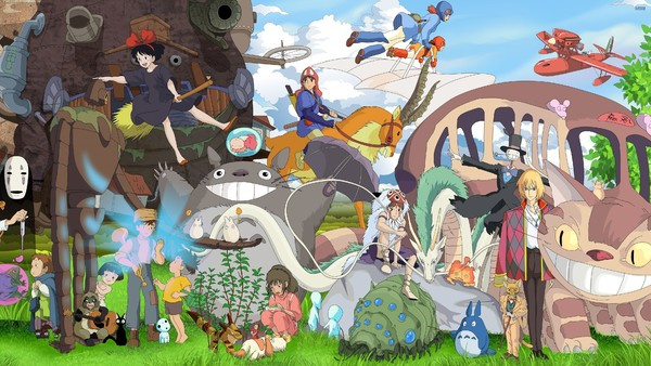 Every Studio Ghibli Movie Ranked From Worst To Best