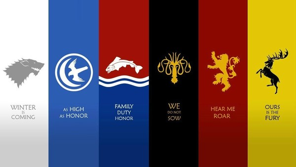 Game Of Thrones Power Ranking Every Major House