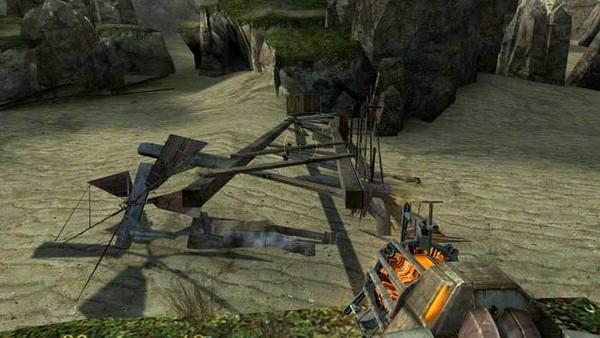 Half Life 2 Sand Traps