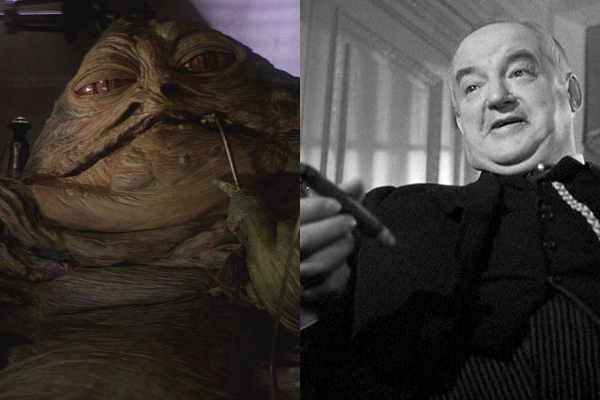 10 He Was Based On Sydney Greenstreet  Star Wars 10 Things You Probably  Didn t. Probably Didn39t Know   creatopliste com