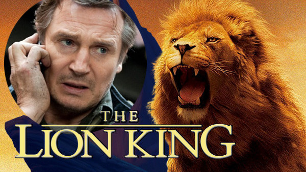 The Lion King Liam Neeson