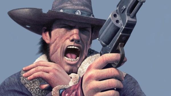 red harlow revolver