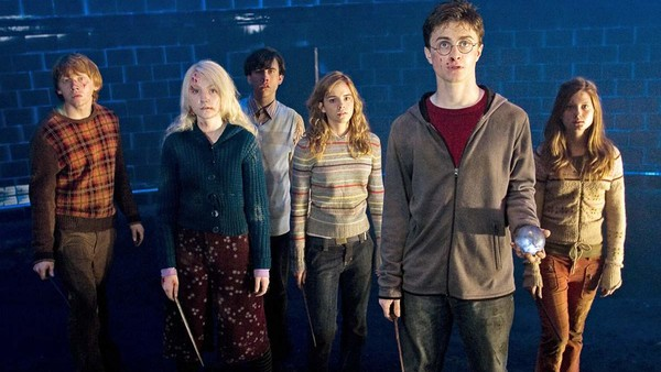 Harry potter time turner hermione