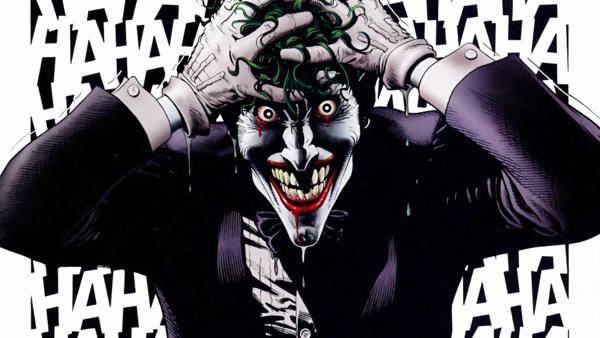 Joker Killing Joke