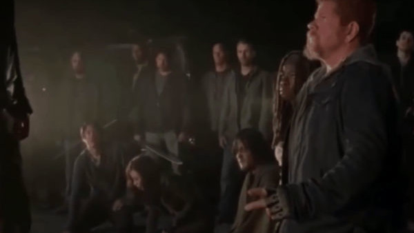 Rick Glenn Camera The Walking Dead