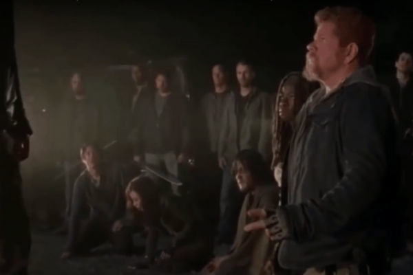 Abraham death The Walking Dead