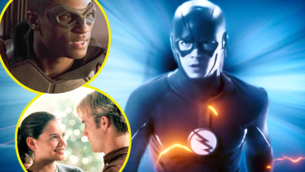 The Flash Season 3: 7 Easter Eggs & References You Might've Missed
